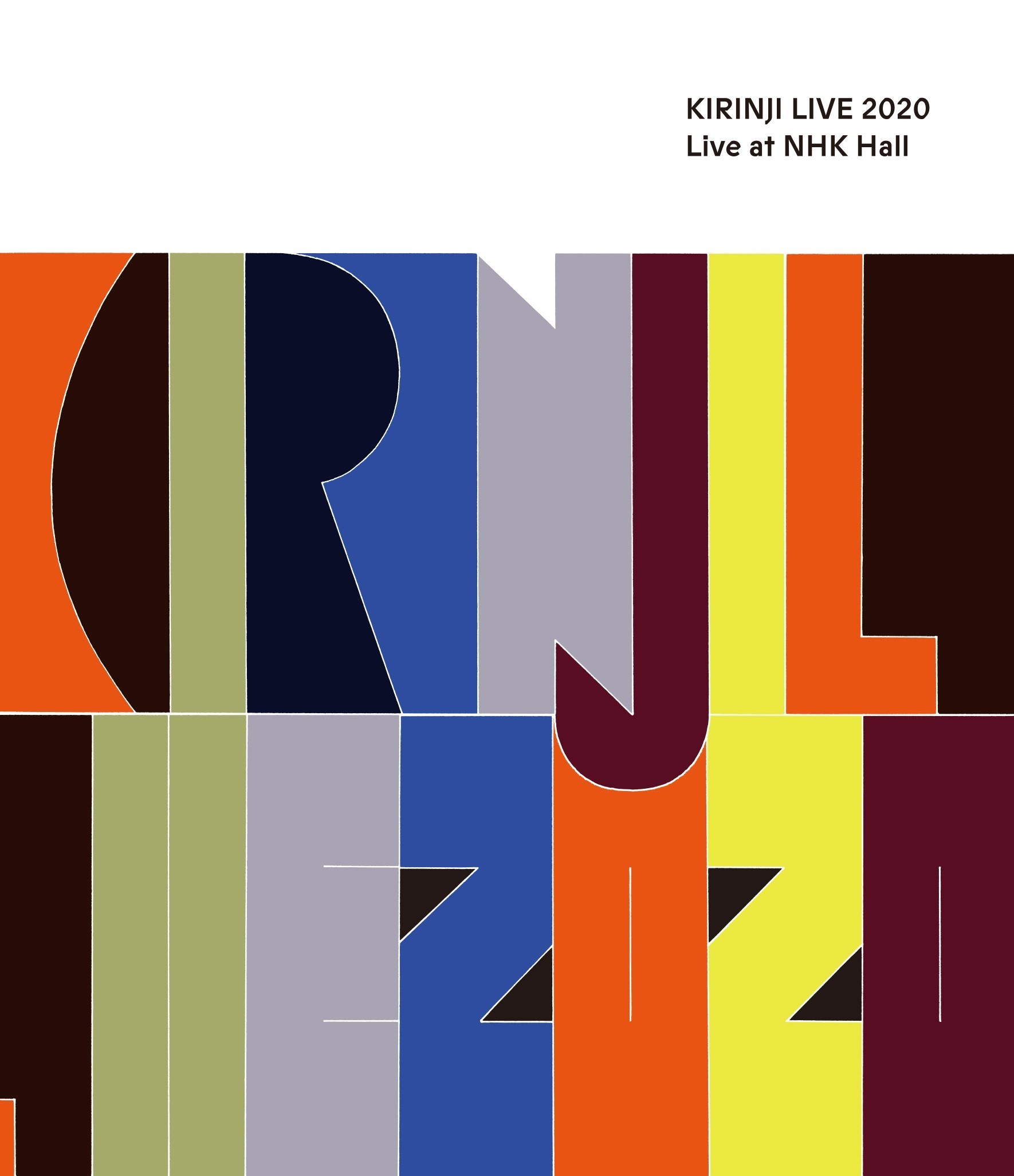 KIRINJI LIVE 2020 -Live at NHK Hall-